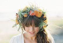 Floral Crowns ♥