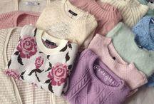 Suéteres & blusas ♡ / suéteres, sudaderas, blusas de moda, casuales, trendy, y prendas de ropa