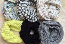 Scarf • bufandas♡ / Bufandas mascadas pashminas  Estilos formas de usarlas diseños