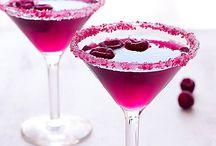 Drinks • Bebidαs • cóctel ♡