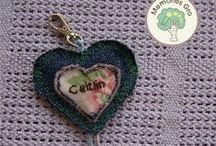 Keyrings/Handbag Charms
