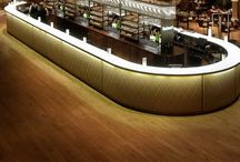Cafés bars restaurants / by Julien Gany