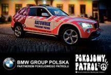 BMW Group Polska - Partner PP / BMW GROUP POLSKA jest partnerem Pokojowego Patrolu.