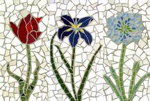 Mosaic arts and crafts
