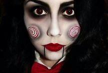 Makeup artist / hallowen makeup / Makeup artist maquillaje de hallowen ideas de disfraz