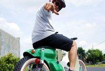 Mope Gang / Mopeds