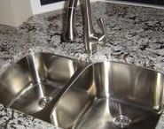 Kitchen Sinks and Faucets / Create Good Sinks Faucets are made of 100% solid stainless steel. Beauty and durability combined.. And they match our sinks beautifully. Get Started Today!  #kitchensinksandfaucets