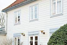 Julkisivut / Lovely Houses