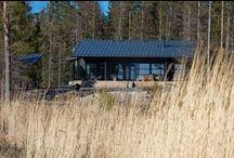Summer cottage / Finland summer