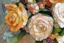 Mosaicos y Pastelones