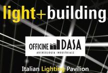 Light+Building 2016 / Officine Dasa will attend the fair Light + Building 2016, at Italian Lighting Pavilion, Hall 5.1 - Stand B40A
