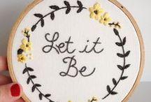 Bordado ✂☳✂ Embroidery
