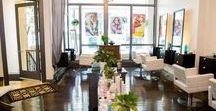 Salon V NY Interior