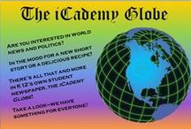 """School Clubs / For more information about our school got to http://www.icademy.com/ and """"like,"""" us on Facebook @ https://www.facebook.com/k12internationalacademy & follow us on Twitter!  @icadteach"""