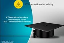 Past Graduation(s) / For more information about the school check out our new website @ http://www.icademy.com/