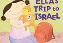Israel Books and Activities / by PJ Goes to School