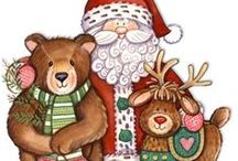 Christmas pics / Lovely pictures of Christmas cheer. / by Denise Kenzie