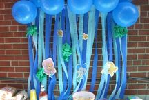 1st bday party ideas / by Gaby