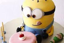 I Love Birthdays / Ideas for birthday cakes