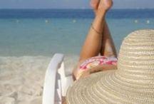 Summer / plage cocktails maillots de bain