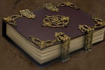 Hocus Pocus! / Great looking magic books and scrolls! / by Fernando Novo
