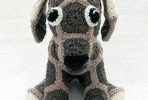 Catie´s own crochets / hexagon animals