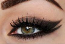 • M A K E U P • / Makeup, makeup and more makeup.