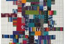 F - Inspiring work of others / Examples of quilts/quilting/patchwork and other lovely work that is inspiring.