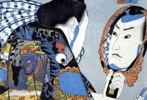 Kabuki, Japan's Dynamic Theatre in Prints / Kabuki is a classical Japanese dance-drama, which originated in the 17th century. Kabuki theatre is known for the stylization of its drama and for the elaborate make-up worn by some of its performers. This exhibition will feature more about forty 19th and 20th century portraits of actors from the Gallery's extensive collection including works by ukiyo-e masters like Sharaku, Toyokuni, Kunisada, Kuniyoshi, Kunichika, as well as modern artists like Natori Shunsen and Ota Masamitsu.