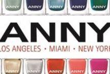 Anny nail polish|لاک آنی
