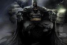 The Batman Universe / Everything Gotham