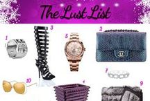 2015 Holiday Gift Guide / OUR WISH LIST FOR THE SEASON