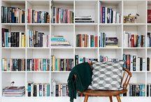 Book Wall Ideas