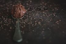 Chocolate / Styling, photographing and cooking with the most inspiring ingredient :)