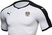 Football Shirts - National Teams