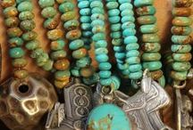 Turquoise, teal, aqua, mint / My favorite group of colors ever