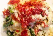 Veggies / Vegetable dishes