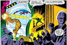 Electro / A look at one of Spider-Man's most nefarious villains (and the star of the Amazing Spider-Man 2 movie).