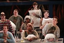 Peter Pan / The story of the boy who would not grow up presented by The Redhouse in May of 2013
