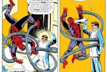 Doctor Octopus / One of Spider-Man's greatest foes: (and currently masquerading as Peter Parker the Superior Spider-Man) Otto Octavius, aka Doctor Octopus, aka Doc Ock