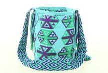 Mochilla - Wayuu - Tapestry Crochet