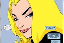 Gwen Stacy / Peter Parker's first true love, died tragically in Amazing Spider-Man #121
