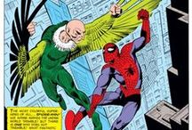 Vulture / Spider-Man's second ever villain, the Vulture is an all-time classic.