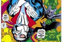 Morbius the Living Vampire / Having first appeared in Amazing Spider-Man #101, Morbius has developed a cult following over the year.