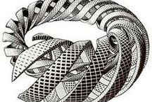 Step into zentangles