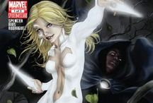Cloak and Dagger / After first appearing in Spectacular Spider-Man #64, Cloak and Dagger have been a part of Spider-Man's supporting universe for years.