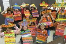 FIESTA for the kids / Great crafts and games for your kids to enjoy during Fiesta in San Antonio!