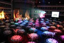 Bühnendekoration - floristics / Floristik für die Bühne - floristics for the show