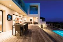 Watch TV Outdoors - Australia + NZ / TV Shield is a protective enclosure for your flat panel TV which allows you to have a TV outdoors: on the deck, by the pool, wherever you want!