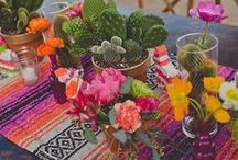 Fiesta and Cinco de Mayo party ideas / Table spreads, decorations, food, drinks, any anything that has to do with throwing a great Fiesta Party... ViVA Fiesta San Antonio!